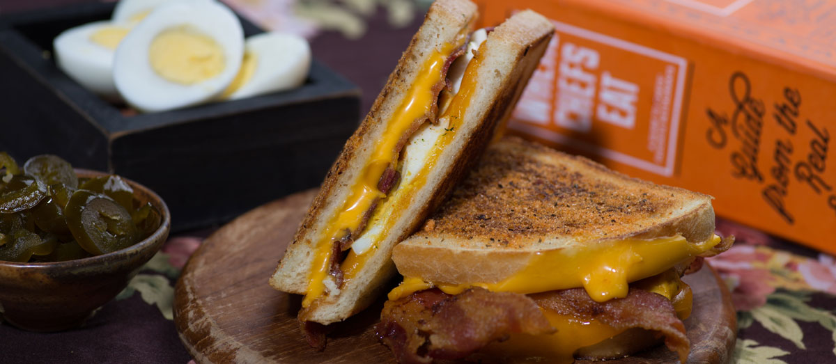 Gourmet Grilled Cheese - Knoxville